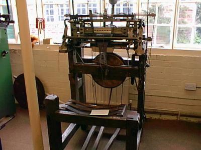 Hiyahiya S History Of Knitting The Stocking Frame