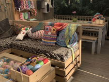 Yarn Store Of The Month Be Inspired