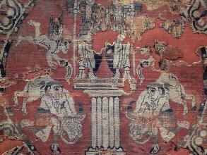 Hiyahiya S History Of Knitting Byzantine Silk And Its Demise