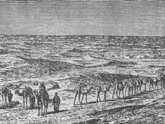 Hiyahiya S History Of Knitting Knitting On Camel Caravans