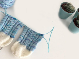 Sock Knitting Patterns Perfect For Winter