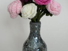 Make Your Own Crochet Forever Flowers