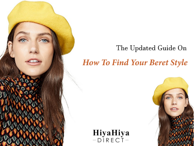 The Updated Guide On How To Find Your Beret Style
