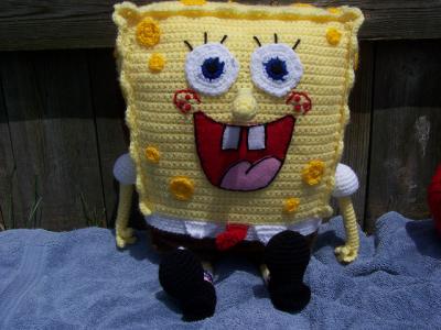 Netflix Stitch Spongebob Squarepants