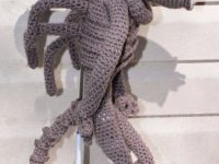 Stitching Nightmares Alien