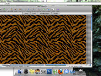 7 Of The Best Tiger Themed Patterns On The Web