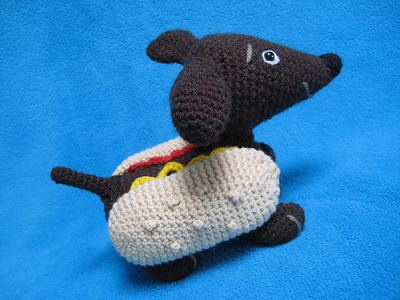Welcome The Chinese New Year Of The Dog With Amigurumi