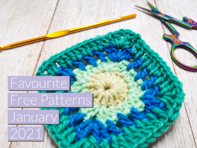 Favourite Free Patterns January 2021
