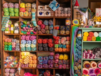 Yarn Store of the Month: Be Inspired