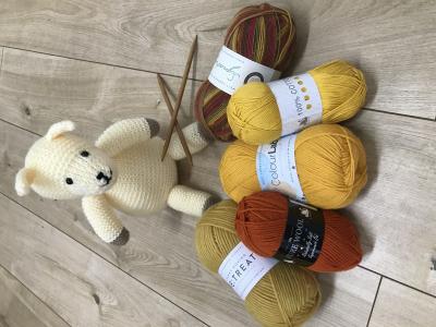 Yarn Store of Month - Crafty Llama