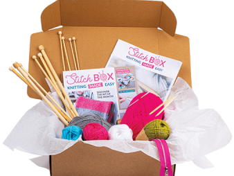 The Best Knitting & Crochet Subscription Boxes