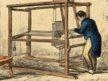 Hiyahiya S History Of Knitting Huguenot Weavers