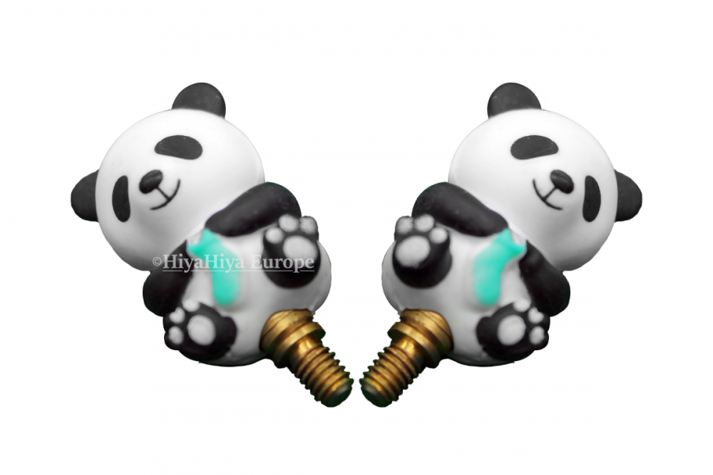 Panda Cable Stoppers, Image-0