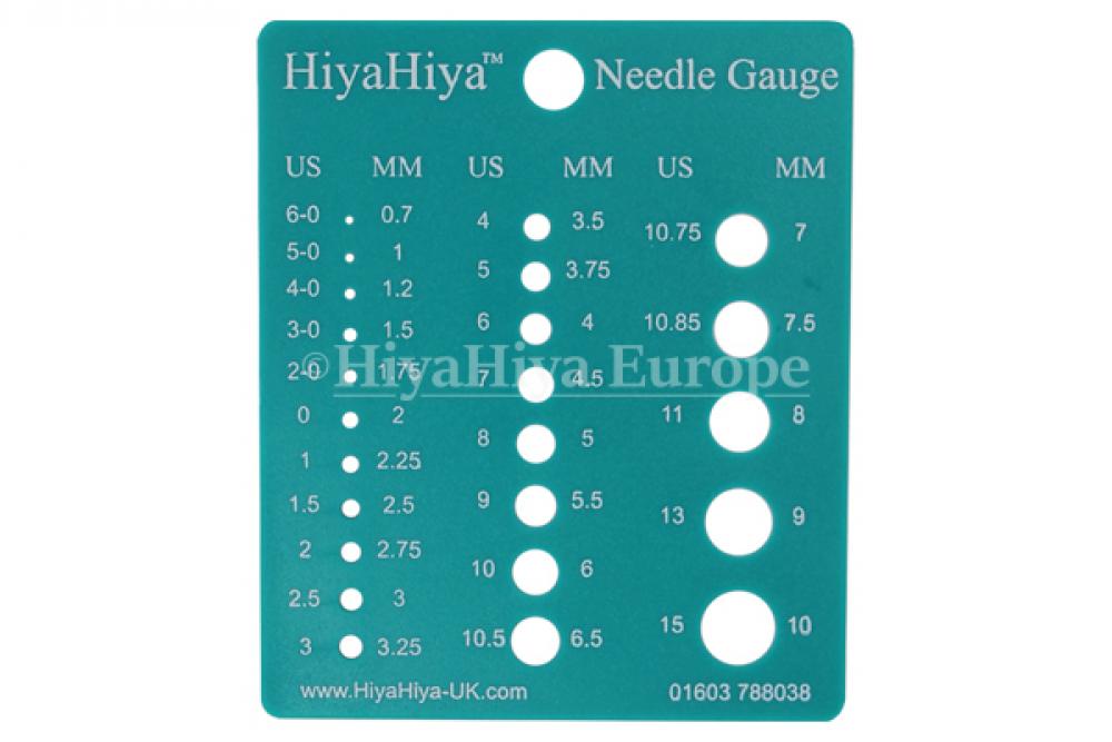 Classic Needle Gauge, Image-0