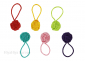 Notion Tin with Coloured Yarn Ball Stitch Markers and Knitter's Safety Pins, Image-3