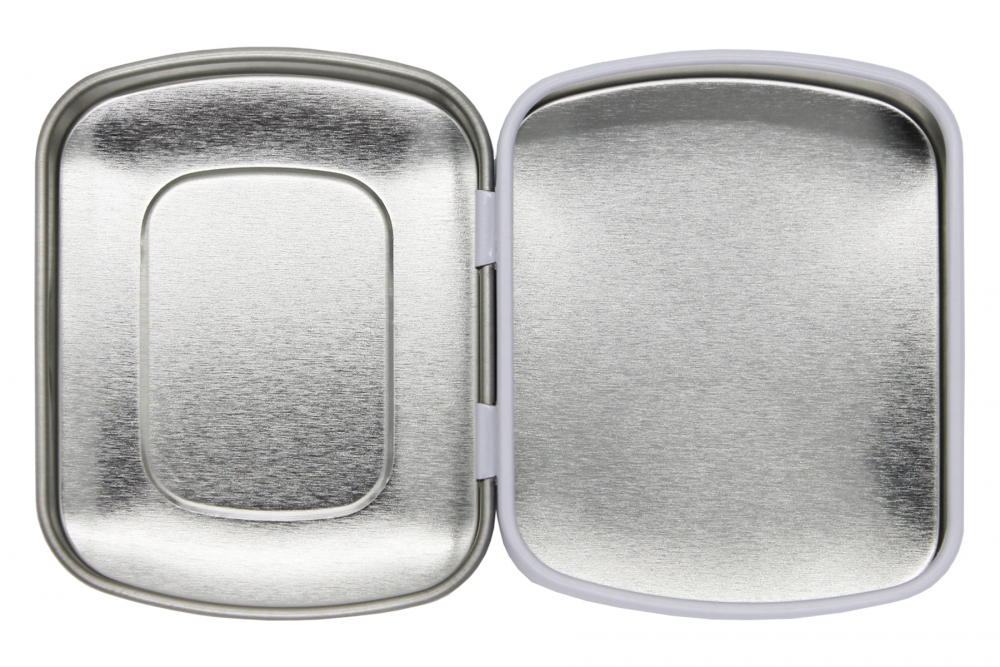 Notion Tin with Coloured Knitter's Safety Pins, Image-3
