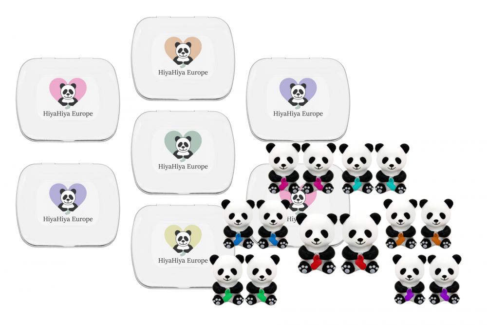 Notion Tin with Panda Point Protectors Bundle, Image-0
