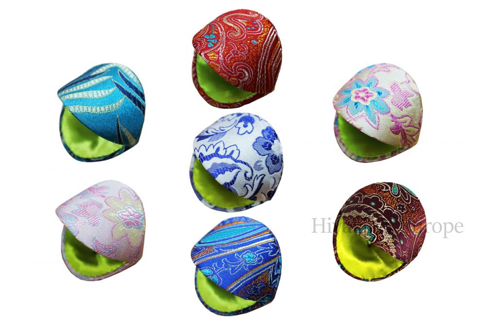 Mixed Dumpling Case and Yarn Ball Stitch Markers Bundle, Image-0