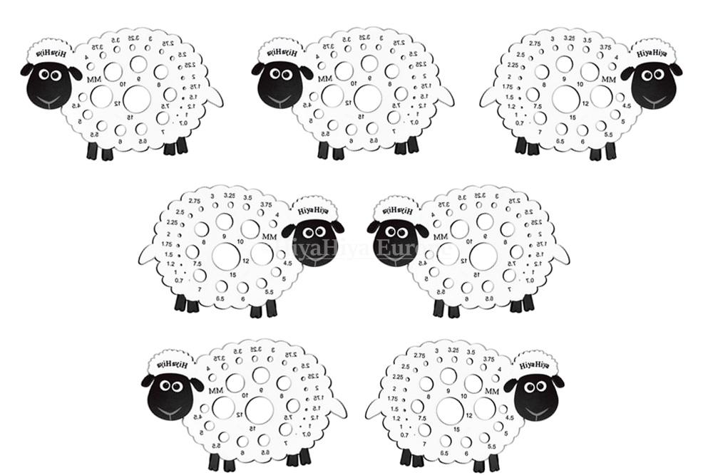 Sheep Needle Gauge Bundle, Image-0
