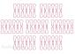 Pink Knitter's Safety Pins Bundle, Image-0